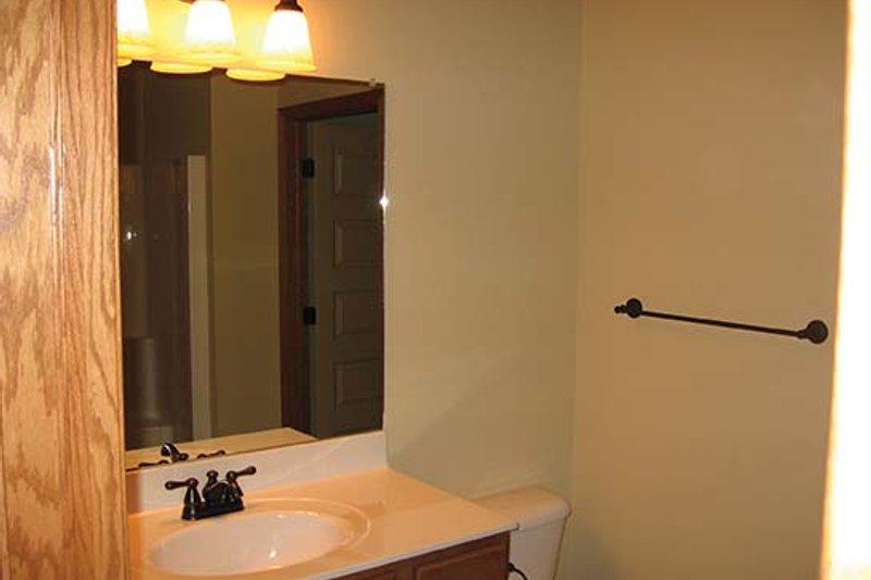 Country Interior - Master Bathroom Plan #20-2226 - Houseplans.com