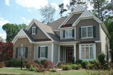 House Plan Design - Country Exterior - Front Elevation Plan #927-288