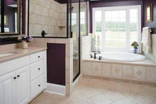 House Design - Traditional Interior - Bathroom Plan #927-862