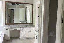 House Plan Design - Craftsman Interior - Master Bathroom Plan #437-124