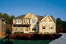 Home Plan - Country Exterior - Front Elevation Plan #927-737