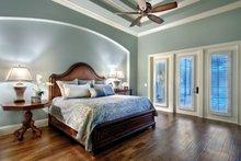 Architectural House Design - Mediterranean Interior - Master Bedroom Plan #930-446