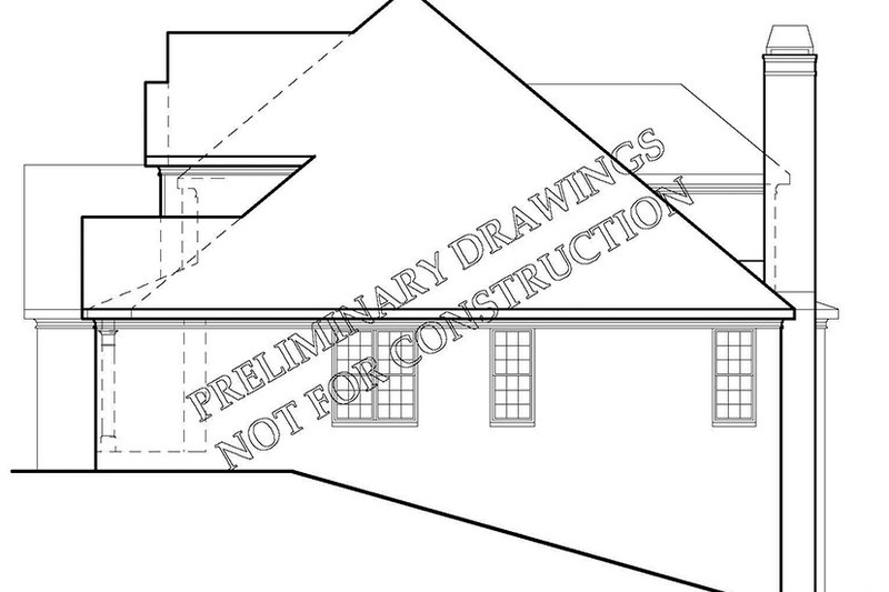 Country Exterior - Other Elevation Plan #927-893 - Houseplans.com