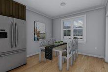 Dream House Plan - Craftsman Interior - Dining Room Plan #1060-52