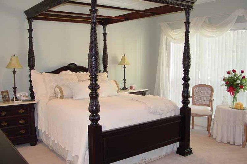 Country Interior - Master Bedroom Plan #44-202 - Houseplans.com