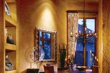 Mediterranean Interior - Dining Room Plan #930-97