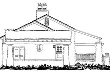 Craftsman Exterior - Other Elevation Plan #942-19