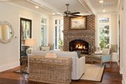 Country Style House Plan - 3 Beds 3.5 Baths 2843 Sq/Ft Plan #928-251 Interior - Other