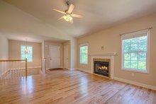 Cottage Interior - Family Room Plan #437-117