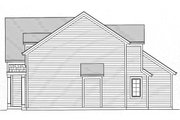 Colonial Style House Plan - 3 Beds 2.5 Baths 1789 Sq/Ft Plan #46-798 Exterior - Other Elevation
