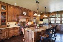 Home Plan - Ranch Interior - Kitchen Plan #48-712