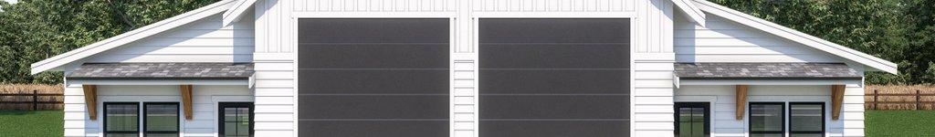 Garage Apartment / Living Space Floor Plans & Designs