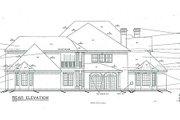 European Style House Plan - 5 Beds 5.5 Baths 5875 Sq/Ft Plan #141-222