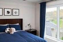 Contemporary Interior - Bedroom Plan #928-287