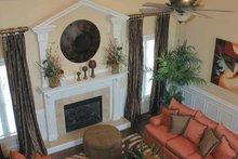 House Plan Design - Colonial Interior - Family Room Plan #927-587