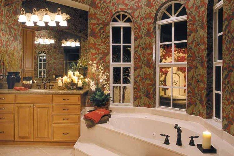 Mediterranean Interior - Bathroom Plan #930-321 - Houseplans.com