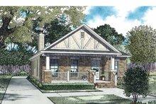 Home Plan - Craftsman Exterior - Front Elevation Plan #17-3361