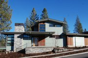 Modern Style House Plan - 4 Beds 2.5 Baths 2257 Sq/Ft Plan #895-24