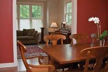 Colonial Interior - Dining Room Plan #928-220