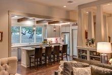 Craftsman Interior - Kitchen Plan #935-12