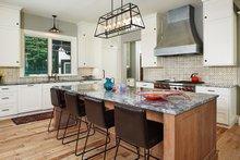 Craftsman Interior - Kitchen Plan #928-312