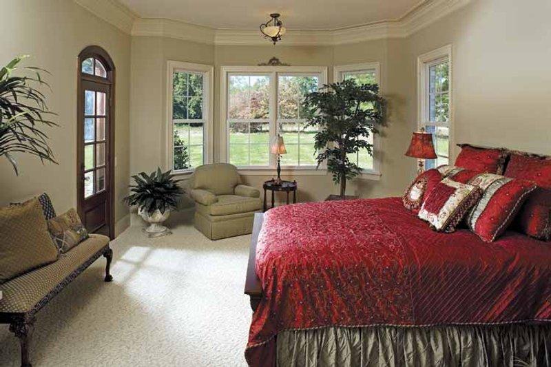 Country Interior - Master Bedroom Plan #929-678 - Houseplans.com