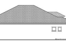 Dream House Plan - Mediterranean Exterior - Other Elevation Plan #930-443