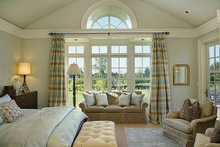 Country Interior - Master Bedroom Plan #48-237