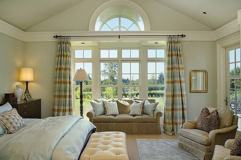 Country Interior - Master Bedroom Plan #48-237 - Houseplans.com