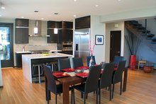 Home Plan - Contemporary Interior - Dining Room Plan #132-563