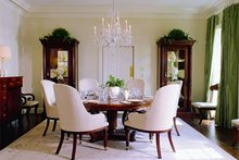 House Design - Colonial Interior - Dining Room Plan #137-230