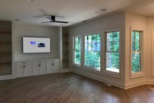 House Plan Design - Opt.Basement Media Room