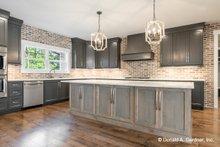 Home Plan - Craftsman Interior - Kitchen Plan #929-1040