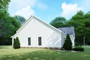 Country Style House Plan - 4 Beds 3 Baths 2220 Sq/Ft Plan #923-122 Exterior - Other Elevation