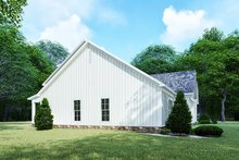 Dream House Plan - Country Exterior - Other Elevation Plan #923-122
