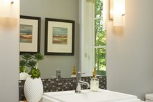 Dream House Plan - Powder Room