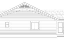 Country Exterior - Other Elevation Plan #932-61