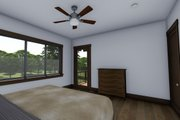 Ranch Style House Plan - 3 Beds 2.5 Baths 2459 Sq/Ft Plan #1069-7 Interior - Bedroom