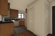 Bungalow Interior - Kitchen Plan #126-208
