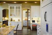 Home Plan - Kitchen - 4000 square foot European home