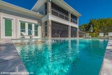 Dream House Plan - Modern Exterior - Rear Elevation Plan #930-519