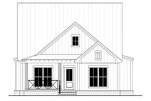 Dream House Plan - Farmhouse Exterior - Front Elevation Plan #430-243