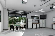 Farmhouse Style House Plan - 3 Beds 2.5 Baths 2287 Sq/Ft Plan #51-1137