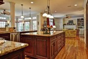 Southern Style House Plan - 4 Beds 3 Baths 3057 Sq/Ft Plan #137-107