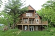Cabin Style House Plan - 3 Beds 2 Baths 1538 Sq/Ft Plan #118-140