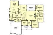 Farmhouse Style House Plan - 4 Beds 2 Baths 2847 Sq/Ft Plan #430-226