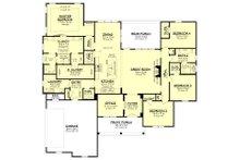 Farmhouse Floor Plan - Main Floor Plan Plan #430-226