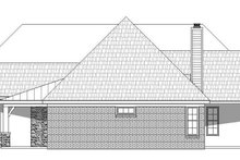 Country Exterior - Other Elevation Plan #932-147