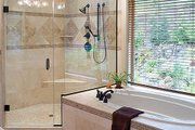 Craftsman Style House Plan - 3 Beds 2.5 Baths 2907 Sq/Ft Plan #48-517 Interior - Master Bathroom