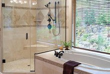 Master Bathroom - 2900 square foot Craftsman home